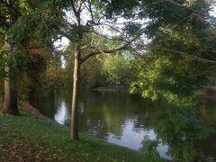 西洋らしい美しさ溢れる庭園。 ボルドーが沼地だった歴史を残すスポットです。