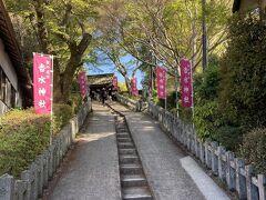 私はよくわかっていないで、翌朝、メイン施設に行った。 吉水神社。 有料で資料館に入れるのですが、これが凄かった。