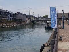 川の駅新湊に寄りました。