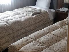 本日泊まります、富山マンテンホテル。 外観は撮り忘れました。