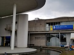 ほたるいかミュージアムのある道の駅に寄りました。