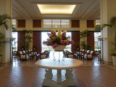 同じブセナリゾート内にあるホテル ザ・ブセナテラス  こちらは大型ホテルで客室数は410室(コテージ含む) 年齢制限はありません