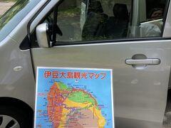 Suzukiの軽 免責込みの10時から4時で6000円 大島レンタカー