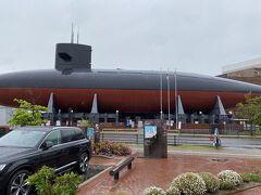 海上自衛隊 呉資料館 (てつのくじら館) 大和ミュージアムのそばで、一緒に回れます。 無料ですが、入れる時間の制限があり、時間帯によっては待ち時間あります。 自分はすぐ入れました。