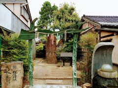 【水木しげるロード】  妖怪神社です(*´∀`*)