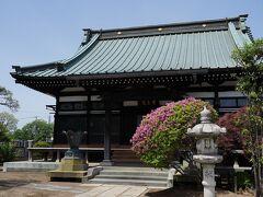 そのすぐ先に、大雲寺と言う寺院があった。 弘治3年(1557)の開山と伝わる曹洞宗の寺だそうで、本陣府川家の菩提寺であり、墓地には墓があるらしい。
