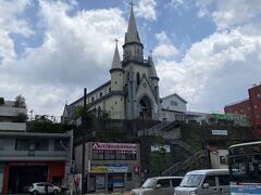 カトリック三浦町教会。 長崎全般だけど、教会が多いですね。 黒島とかは、カトリック比率が高いみたいです。 いろいろ、自分が住んでいるところとは、文化的な違いを感じます。