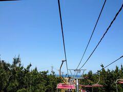 【鳥取砂丘観光リフト】  送迎バスも普通に有料でしたが、リフトも当たり前のように切符が必要でしたねw  リフトの速度は、徒歩と超絶デッドヒートを演じるであろう感じですw  つーか、徒歩に軍配が上がるでしょうw草w