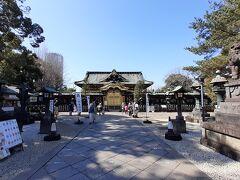上野公園には幼い頃から死ぬほど来てますが、東照宮は初めて。