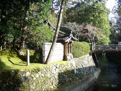 目的地の近くにある西芳寺。(寄り道多いな^^)