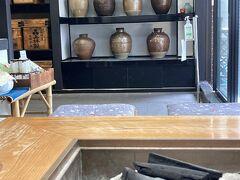 帰りにお茶をどこかで飲もうと思い、フラフラと上林さんに入る。