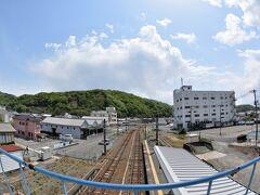 再び、神辺駅に戻りました。