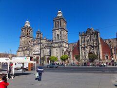 メトロポリタン大聖堂 (Catedral Metropolitana)