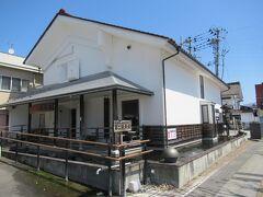 隣接して「蔵座敷美術館」があり、入館料は300円。 15:30が最終入場で、笹屋旅館に泊まれば無料で見学ができます。
