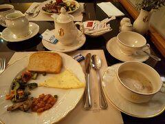 プラハ最後の朝。 朝食の美味しいホテルは良い。 いや、むしろ朝食で選びたいかも。