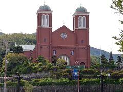 近くにある 教会を見に行きます 結構遠い この位置から 撮影してよしとします