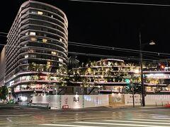 熊本市の繁華街、商店街の入り口近く 辛島町のマンション  再開発中で綺麗な街になりそう