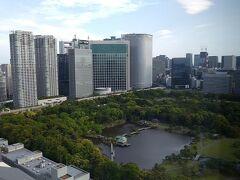 おはようございます。メズム東京 オートグラフ コレクション2日目の朝です。