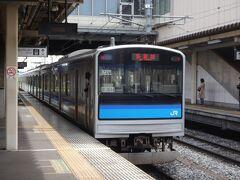 小鶴新田で降りる。