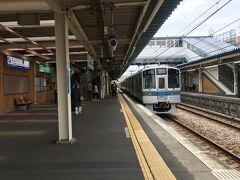 小田急江ノ島線二つ目、鵠沼海岸へ