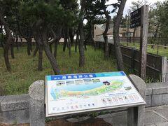 R134から松林抜鵠沼ビーチへ 江ノ島水族館から、引地川河口まで約2km 県立の湘南海岸公園