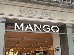 マンゴーは日本ではレディースしか展開していないので ここぞとばかりに紳士物を買い込みました
