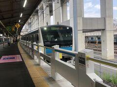 昨日丸一日、野暮用の影響で旅に出られず、今朝も直前まで千葉県銚子市へ行こうとしていたのだが、急に方向転換したのだ。あ、そもそも緊急事態宣言発令中に旅に出ている場合かってツッコミはなしで。笑