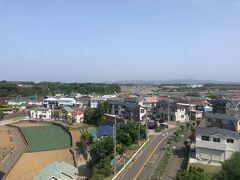 間もなく三崎口駅。