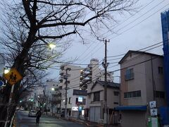 深川芭蕉通り。