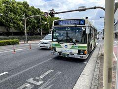 ゴールデンウイーク2021年5月1日(土)。 大阪市営バスで近くにある住吉大社へ!