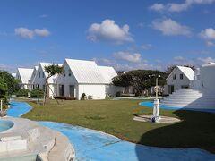 <与論島プリシアリゾート>泊まってはいませんが、見学ついでに寄ってきました。