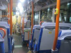 最後は混雑を回避するように名鉄バスセンターに逃げ込み、名鉄バスにて実家傍のバス停に直行。  流石にこの時間帯、逆方向のバスは混雑しますが、都心から郊外に向かうバス便は空いています。