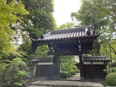 その先には日蓮宗の妙安寺がありました。