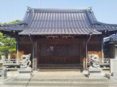 八雲神社〜須佐之男命が祀られている