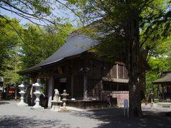 忍野の浅間神社へお参りしました。