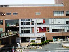 まずはJR「東神奈川駅」からスタート☆  京浜東北線、横浜線の駅です。 「横浜」の隣です。