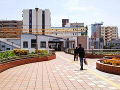 そして、徒歩30秒で「京急東神奈川駅」にも行けます。