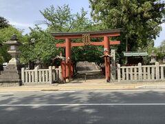 氷室神社(奈良県奈良市)