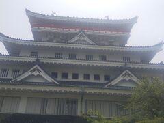 実は初めての熱海城