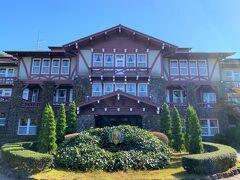 【雲仙観光ホテル】 日本を代表するホテル建築なのです