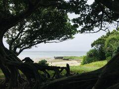 宮里海岸もさみしげです