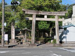 19<三嶋大社> まだ3時頃だったため、三島まで足を伸ばし三嶋大社に参拝することにしました。