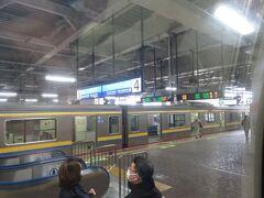 千葉駅から外房線