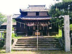 日霊神社(神明宮)〜中津城の鬼門の守り