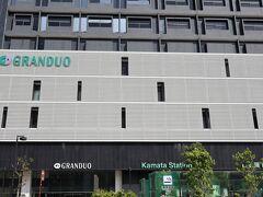 東急とJRは連結されています JR蒲田駅ビル「グランデュオ蒲田」