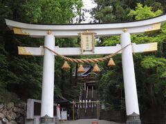 続いて宝登山神社へ 先ずは、今回の一番の目的の奥宮と山頂へ