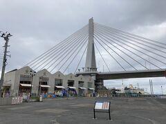 青森駅到着! 昨年は新青森駅から弘前に向かったので、青森駅はかなり久しぶり(1994年以来?)です。