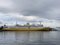 青函連絡船が展示されているのは函館と同じですね。