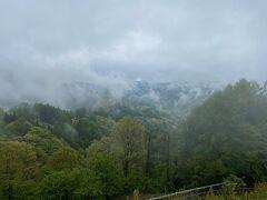 そして鬼無里から戸隠へ向かう大好きな場所「大望峠」  景色は手前の山しか見えません(T_T) 戸隠山はみえるかな~なんて期待はしたけど、、、 ほぼほぼ雲の中、、、
