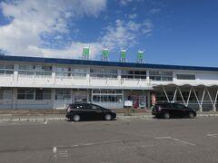 9:30 本日17km(トータル667km)  倶知安駅を通過。